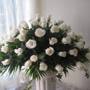 Cubre-caja de rosas